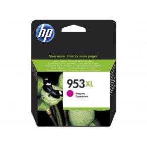 HP 953XL - 20.5 ml - Lång livslängd - magenta