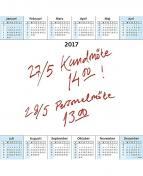 Årsöversikt Whiteboard - 2473