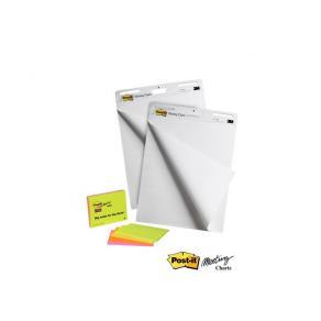 Blädderblock POST-IT 635x775mm 2-st