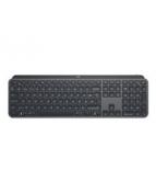 Logitech MX Keys - Tangentbord - bakgrundsbelyst - Bluetooth,