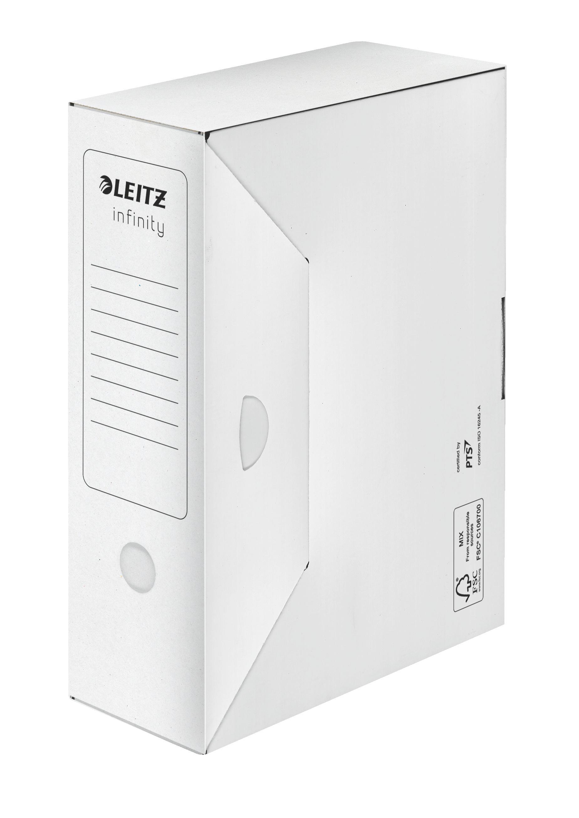 Arkivbox LEITZ Infinity FSC 100mm, 20st 10st