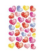 Herma stickers Magic stjärnehjärtan (1)