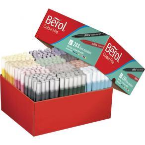 Fiberpenna BEROL Colorfine 288/FP