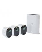 Arlo VMS5340 - Sats med kameror - trådlös - 3 kameror