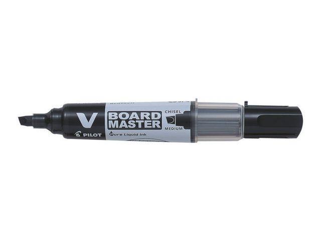 Whiteboardpenna PILOT V Board Svart, sned