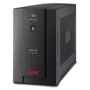 APC Back-UPS 1400VA - UPS - AC 230 V - 700 Watt - 1400 VA - USB