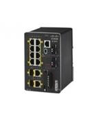 Cisco Industrial Ethernet 2000 Series - Switch - Administrerad