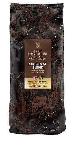 Kaffe Original blend 6x1000g