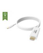 VISION Professional installation-grade USB-C to HDMI cable - 4K
