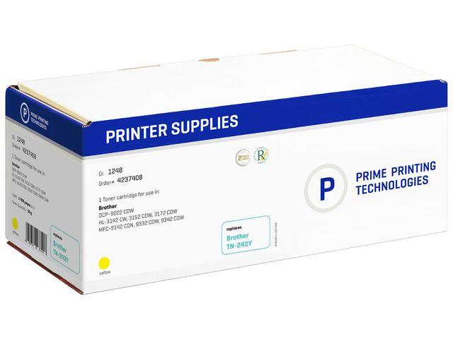 Toner PRIME 4237408 Gul