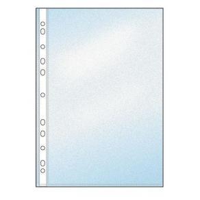 Plastficka A4, präglad, 0,12mm, 10x10/fp