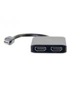 C2G Mini DisplayPort 1.2 to Dual HDMI MST Hub
