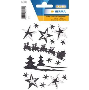 Herma stickers Magic jul (1) 10st