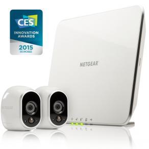 Arlo VMS3230 - Videoserver + kamera/kameror - trådlös - 802.11n