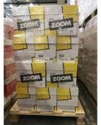 Papper Zoom A4 80g ohålat halvpall