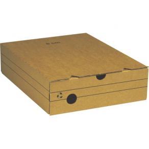 Arkivbox A4, wellpapp, 8cm