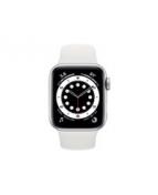 Apple Watch Series 6 (GPS) - 40 mm - silveraluminium - smart