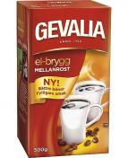 Kaffe GEVALIA mellanrost E-brygg 500g