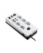 Eaton Protection Box 6 USB DIN - Överspänningsskydd - Växelström