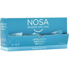 Luktskydd NOSA plugs Mentol 50/FP