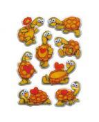 Herma stickers Magic sköldpadda (1)