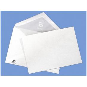Kuvert C6 Fukthäftade, vit, 70g, 1000/fp