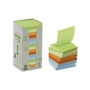Notes Z-block POST-IT recycl past 16/fp