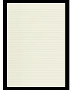 Esselte Kontorsbok A4 153A linjerad 200 sidor