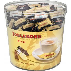 Toblerone Tiny cylinder 904g..
