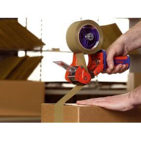 Packtejpshållare TESA Comfort Professional, 38-50mm