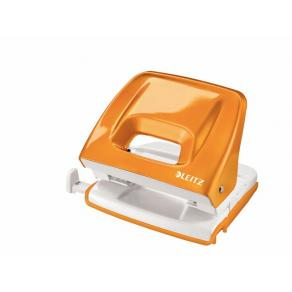 Hålslag Leitz WOW 5151 Orange, 20 ark