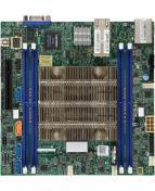 SUPERMICRO X11SDV-8C-TLN2F - Moderkort - mini ITX - Intel Xeon
