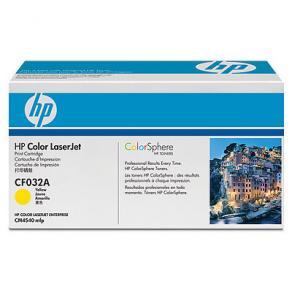 Toner HP CF032A 646A Gul