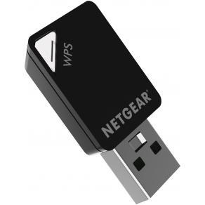 NETGEAR A6100 WiFi USB Mini Adapter - Nätverksadapter - USB