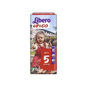 Blöja LIBERO Up&Go S5 10-14kg 40/FP
