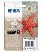 Bläckpatron EPSON T03U 603 3-Färg 3/FP