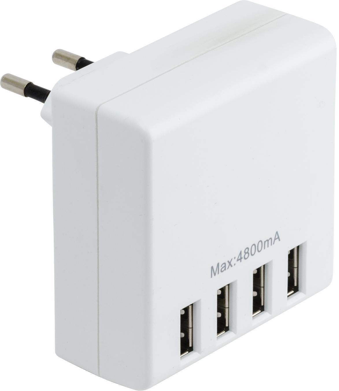 Grenpropp GELIA med USB-laddare 4-vägs