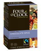 Te choklad m kryddor 16/fp