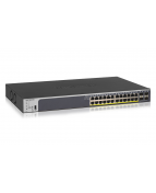 NETGEAR GS728TP 24-Port Gigabit PoE Smart Managed Switch - V2