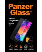 PanzerGlass Samsung Galaxy A30/A50 Case Friendly, Black