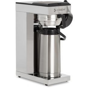 Kaffebryggare CREM Coffee Queen Termos A, 2.2L