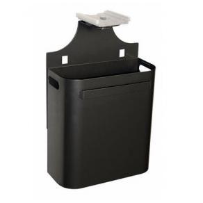 LiftSopi Retur- & Avfallssystem, Svart
