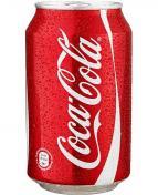 Dricka COCA COLA burk 33cl