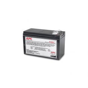 APC Replacement Battery Cartridge #110 - UPS-batteri - 1 x