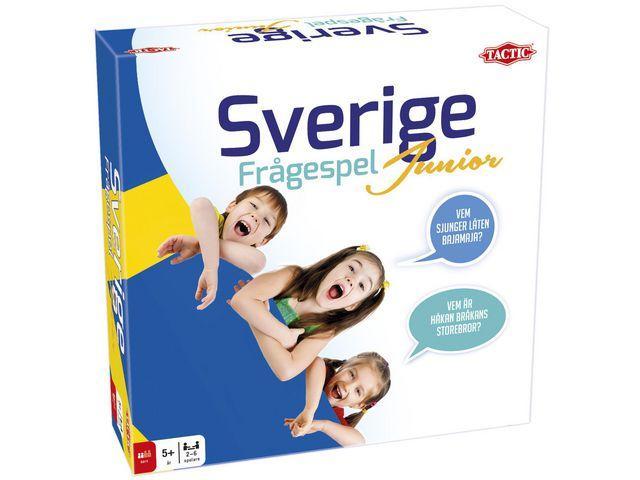 Frågespelet Sverige Junior