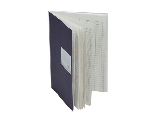 Bokföringsbok 156N, A4, 3 kolumner, 96 sidor