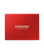 Samsung Portable SSD T5 MU-PA500 - Solid state drive - krypterat
