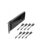 NVIDIA NVS 810 - Grafikkort - 2 GPU - NVS 810 - 4 GB DDR3 - PCIe