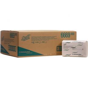 Pappershandduk Scott Extra, 1-lager, 3600/fp