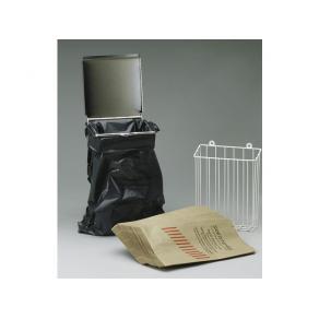 Hållare Sanitetspåse, med lock